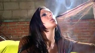 Hottest homemade Fetish, Smoking sex movie