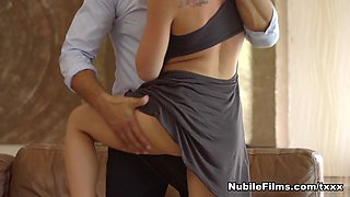Azazai in Risque Romance - NubileFilms