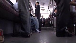 Incredible Japanese model Ruka Kanae in Fabulous Bus, Cumshots JAV movie