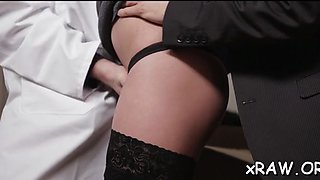 wild threesome with hot brunette feature film 1