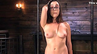 Solo Teen Squirting On Fucking Machine